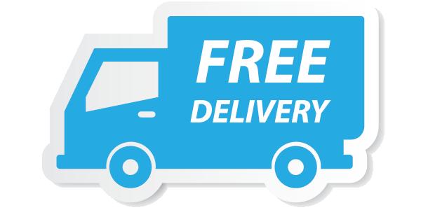 TKCC Free Delivery Banner