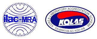 KOLAS Certified Logo
