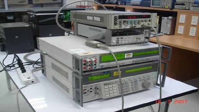 Electrical Calibration Laboratory