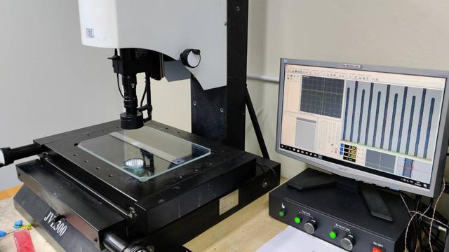 Dimension Calibration Laboratory